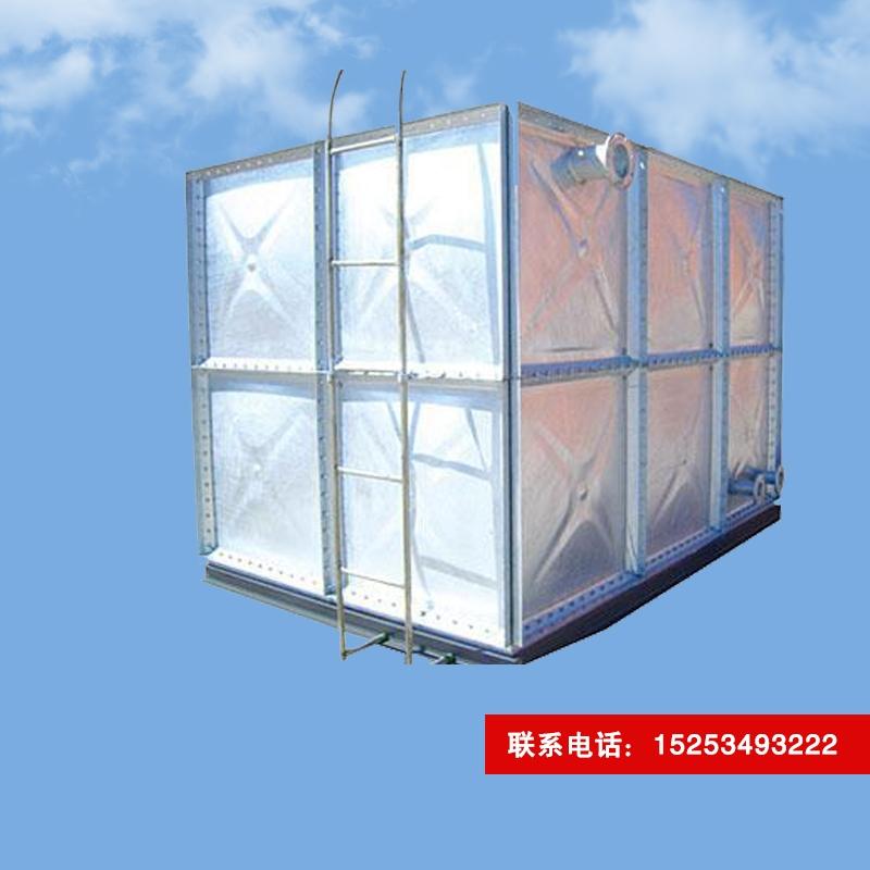 组合式镀锌板水箱